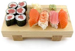 Sushi Catering Cucina Giapponese Take Away Sashimi Roma